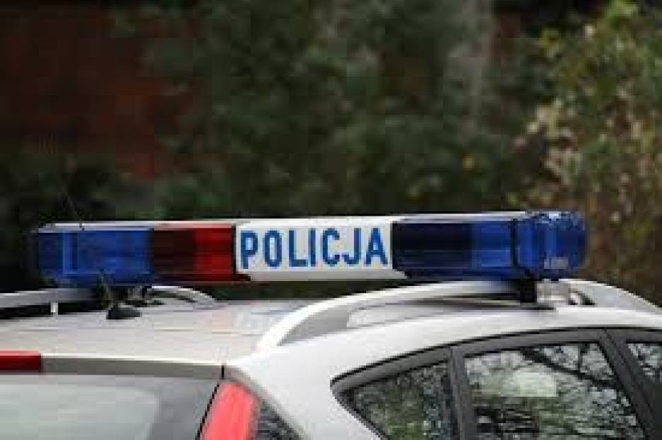 Policjanci zatrzymali agresywnego mężczyznę