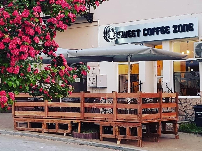 Aromatyczna kawa wypita w kawiarni na ostrowieckim Rynku, była jeszcze niedawno tylko marzeniem
