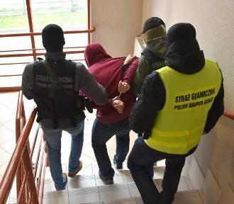 Rozbito grupę przestępczą działającą na terenie Kraśnika zajmującą się nielegalną migracją