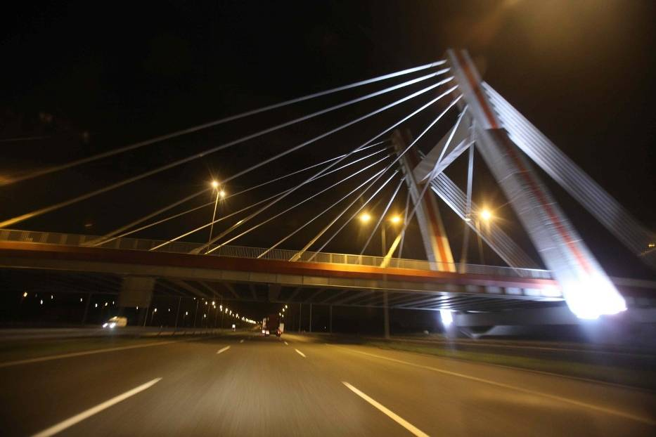 We wtorek, 14 marca, między godziną 1 a 2 w nocy na około dwadzieścia minut autostrada zostanie całkowicie zamknięta dla ruchu