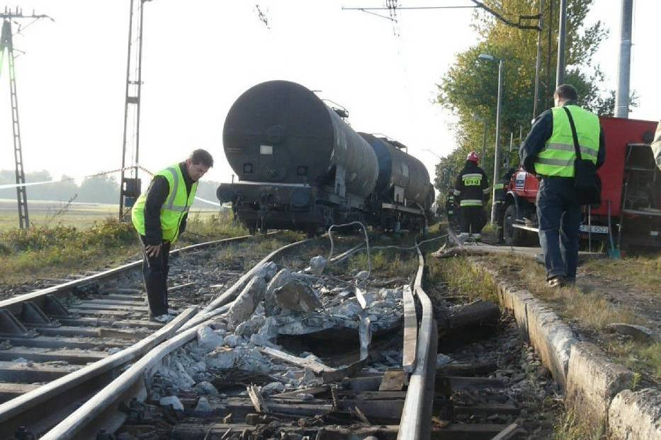 Gigantyczne opóźnienia pociągów