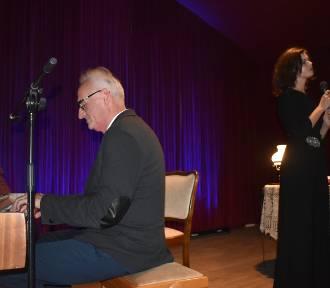 Słynny kompozytor opowiadał i grał w żegocińskim Ośrodku Kultury