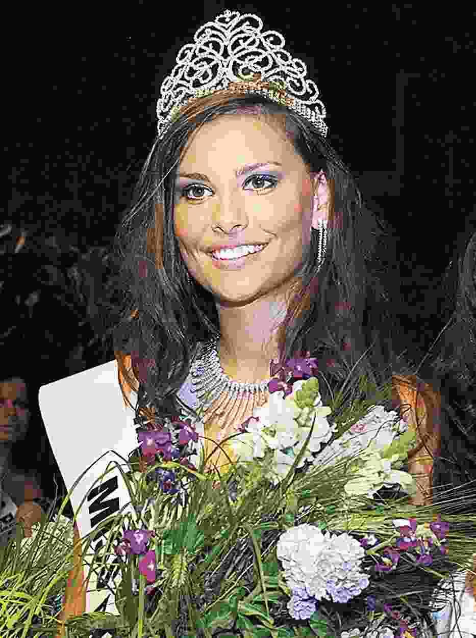 Agata Biernat, Miss Polonia Woj