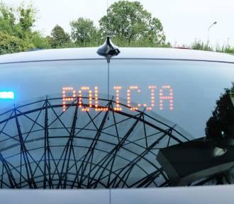 """""""Szeryf"""" z ciężarówki zajechał drogę… policjantom [FILM]"""