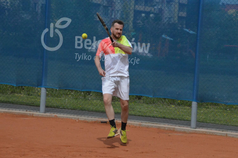 Tenisiści oficjalnie zainaugurowali sezon rozgrywkami Grand Prix Bełchatowa [GALERIA]