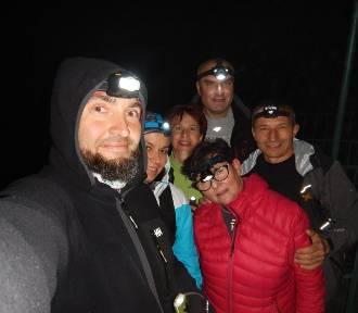 Już dziś śmiałkowie z Dolnego Śląska ruszają w nocnym maratonie na Trójgarb. Idziecie?