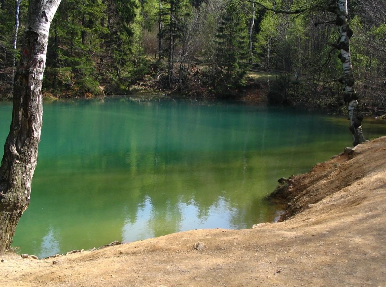 Kolorowe Jeziorka, Rudawy Śląskie