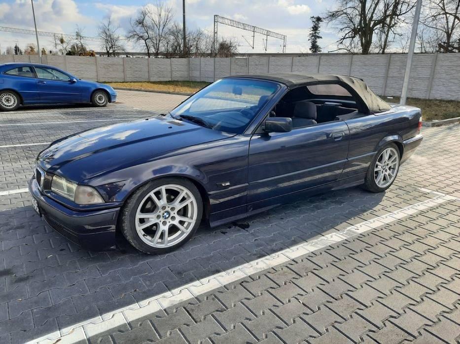 BMW E36 320i+LPG Cabrio