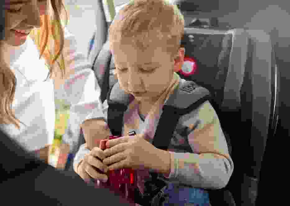 Lionelo Jasper - dba o bezpieczeństwo dziecka w podróży