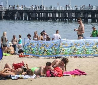 Najlepsze plaże w Polsce. Tam warto rozstawić parawan!