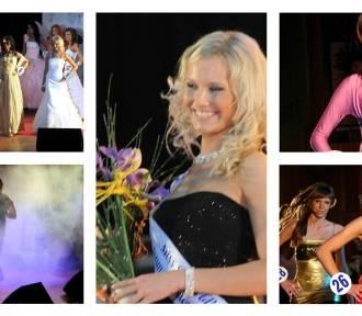 Anita Borowska z Rypina została 9 lutego 2008 roku Miss Polski
