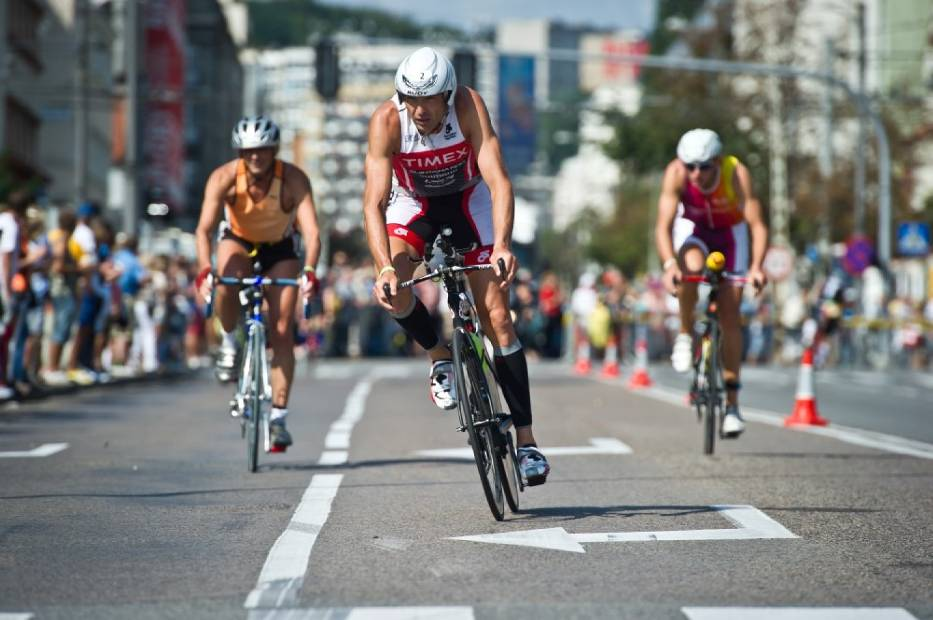 Herbalife Triathlon: Komunikacja miejska w Gdyni i Rumi