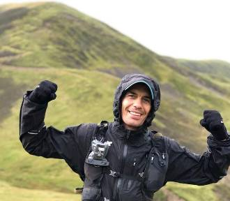 Ultramaratończyk chce ustanowić rekord Guinnessa