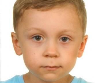 Zaginął 5-letni Dawid Żukowski. Policja prosi o pomoc w poszukiwaniach