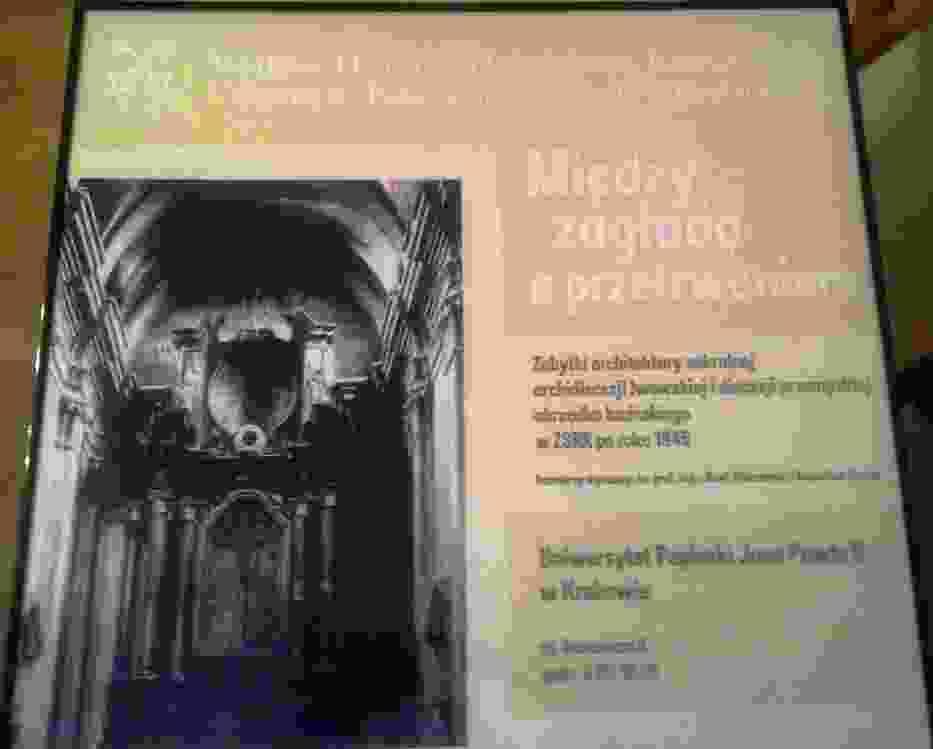 Wystawa kresowa w Uniwersytecie Papieskim w Krakowie