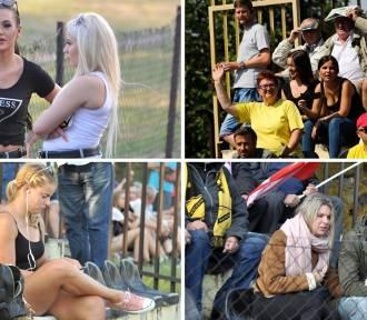 Piękne fanki, które bywały na meczach Wieczystej Kraków