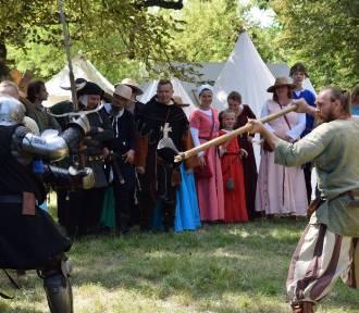 Średniowieczne walki w Strońsku. W grodzie Mściwoja. Strońsko na osi czasu 2018 [zdjęcia i film]