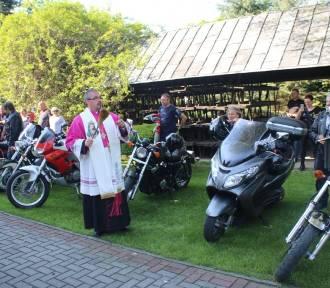 Ponad 200 maszyn w sanktuarium. Poświęcenie motocykli w Sanktuarium w Rokitnie [ZDJĘCIA]