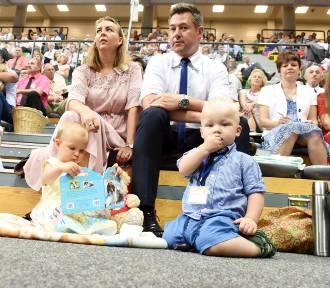 Kongres świadków Jehowy z regionu [ZDJĘCIA]