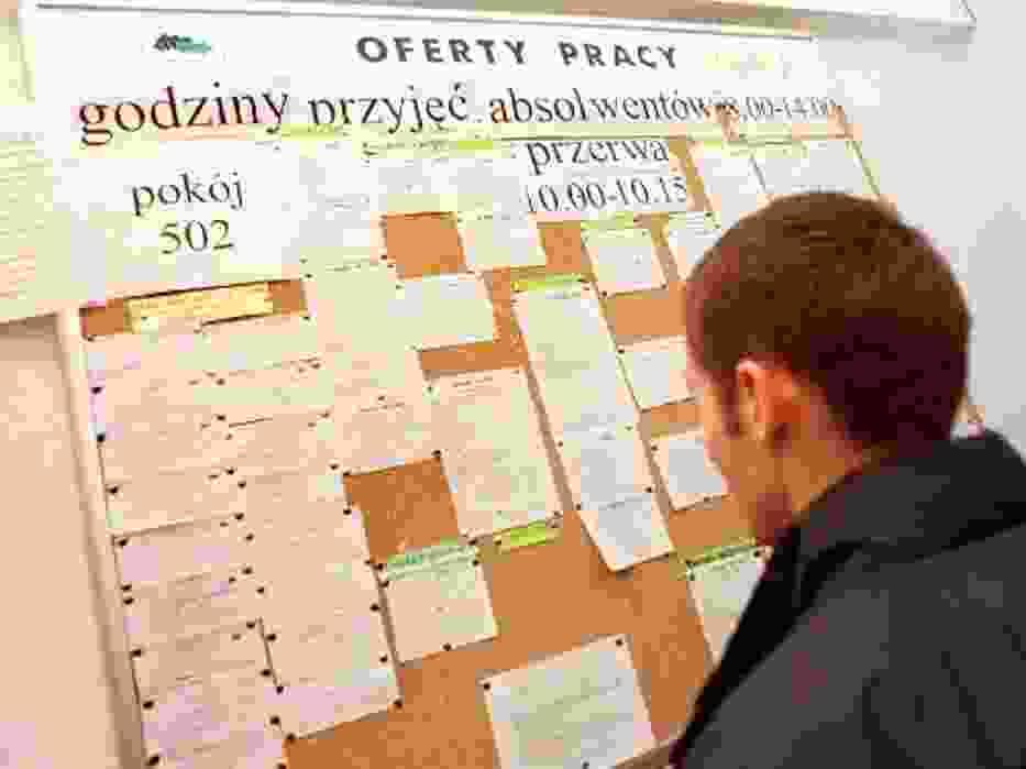 We Wrocławiu bez pracy jest w tej chwili ponad 13600 osób
