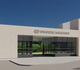 Nowy dworzec w Kraśniku już w przyszłym roku. Rozpoczyna się budowa