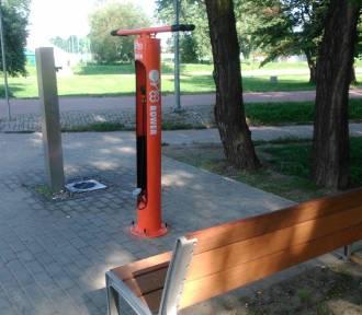 Pruszcz Gd.: Pierwsza stacja naprawy rowerów [ZDJĘCIA]