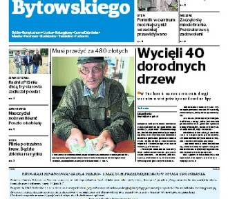 Co ciekawego w Dzienniku Powiatu Bytowskiego?