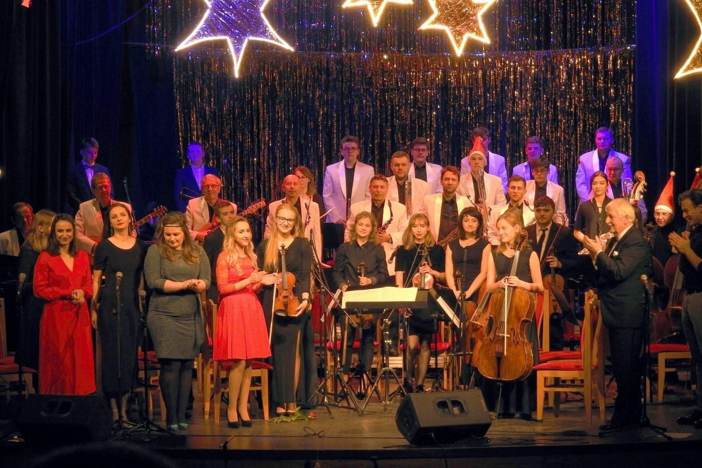 Koncert Mikołajkowy w Zamku Kazimierzowskim w Przemyślu