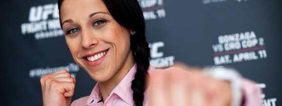 Joanna Jędrzejczyk w Warszawie. Mistrzyni UFC poprowadzi trening dla fanów