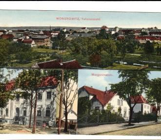 Miasto na... dawnych pocztówkach. Jak przedstawiano Wągrowiec?