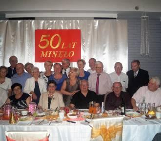 Spotkanie w 50. rocznicę matury [ZDJĘCIA]