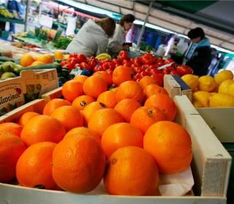 Pomorski rynek. Owoce i warzywa coraz droższe [INFOGRAFIKA]