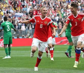 Rosja - Arabia Saudyjska 5:0. Sborna rozgromiła rywala na inaugurację mundialu