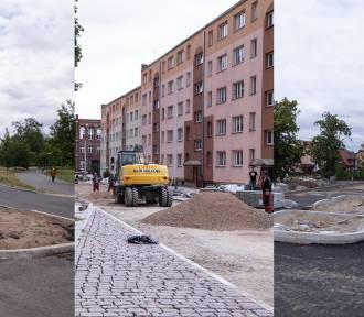 Bydgoska, Krzywoustego, Gdyńska. Obejrzyj, co tam już zrobiono