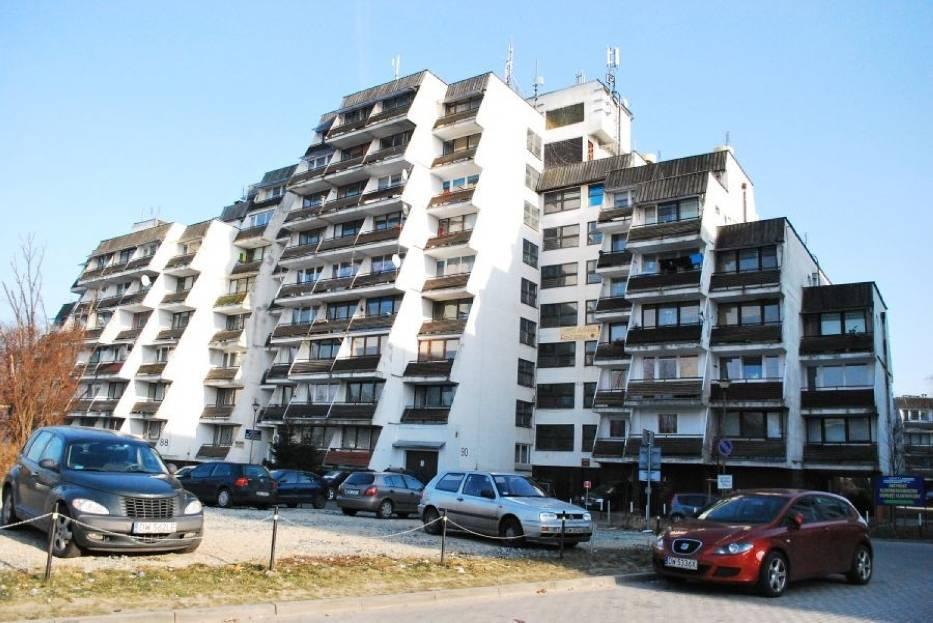 Nietypowe budynki we Wrocławiu - hotel pielęgniarek