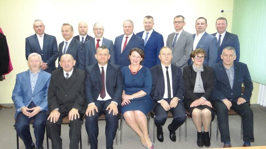 II sesja Rady Miejskiej w Poddębicach