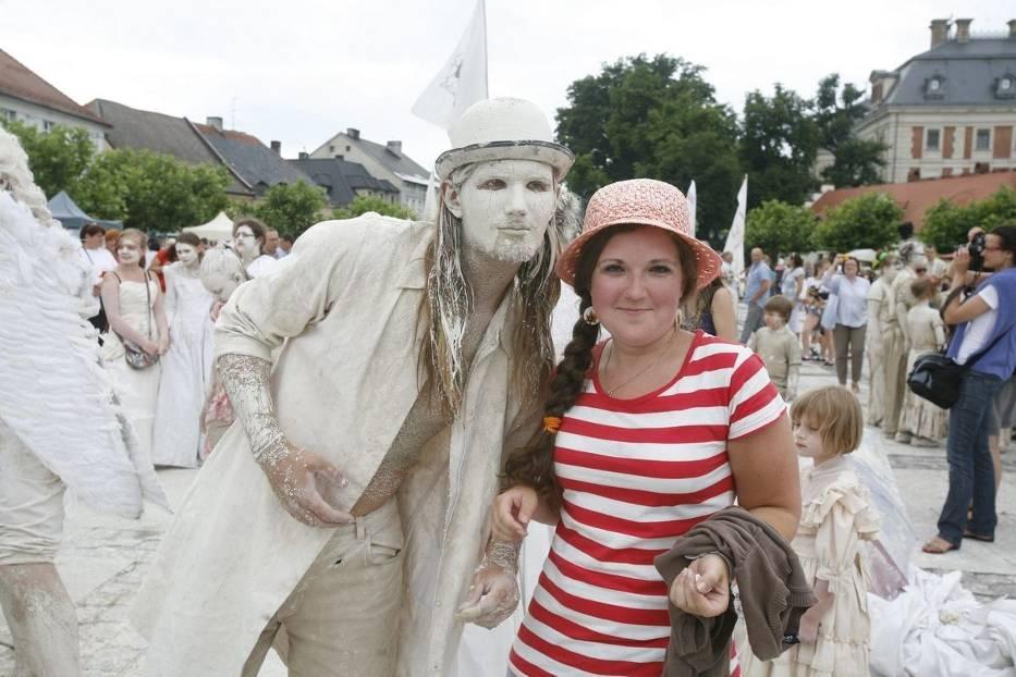 Parada Glinoludów w Pszczynie 2013