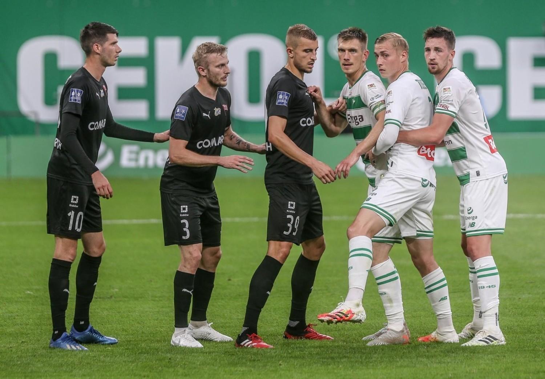 Cracovia - Lechia LIVE! W Lublinie o trofeum Pucharu Polski