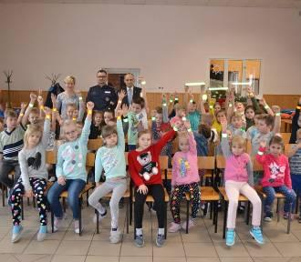 Policjanci z Radziejowa spotkała się z uczniami szkół powiatu radziejowskiego [zdjęcia]
