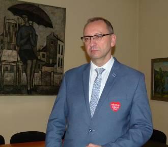 Prezydent Zduńskiej Woli Konrad Pokora komentuje tragiczną śmierć prezydenta Gdańska [FOTO]
