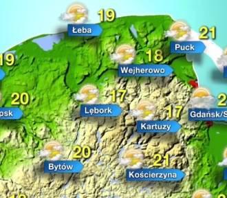 Prognoza pogody dla woj. pomorskiego na 17 lipca 2017 r. [wideo]