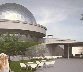 Planetarium Śląskie zamieni się w Śląski Park Nauki. Rusza modernizacja i rozbudowa WIZUALIZACJE