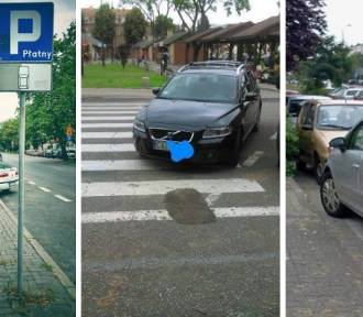 Mistrzowie parkowania z regionu. Zobacz zdjęcia!