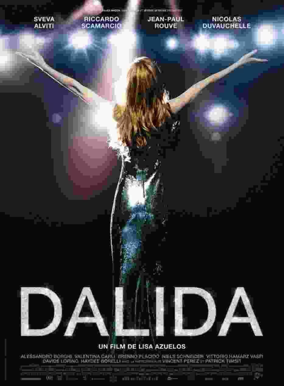 Dalida - tragiczna historia skazanej na sławę [TRAILER]