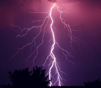 Nad lubuskie nadciągają kolejne burze. Spadnie dużo deszczu, będzie silnie wiało [WIDEO]