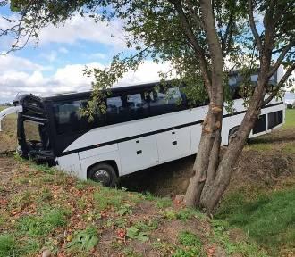Wciąż nie znamy przyczyn wypadku autobusu z przedszkolakami z Bydgoszczy