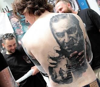 Festiwal Tatuażu Tattoofest w Krakowie [ZDJĘCIA, WIDEO]