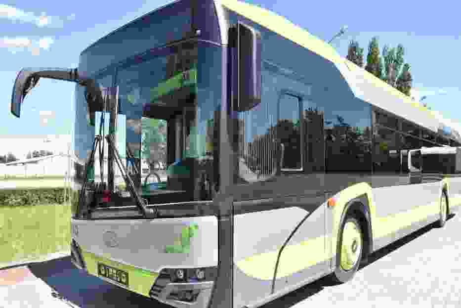 Cztery z sześciu autobusów już służą mieszkańcom Piły