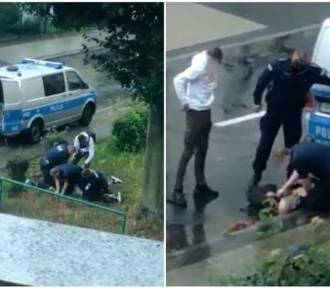 Wstępne wyniki sekcji zwłok Bartosza S., który zmarł po interwencji policji w Lubinie