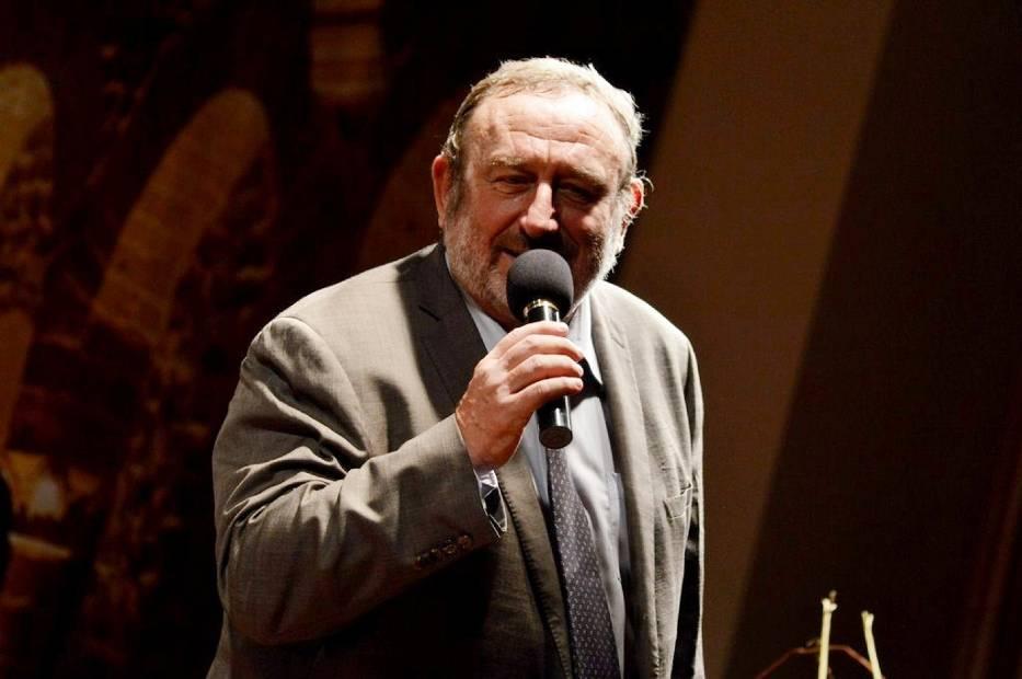 Tadeusz Drozda wystąpił w Pałacu Bursztynowym